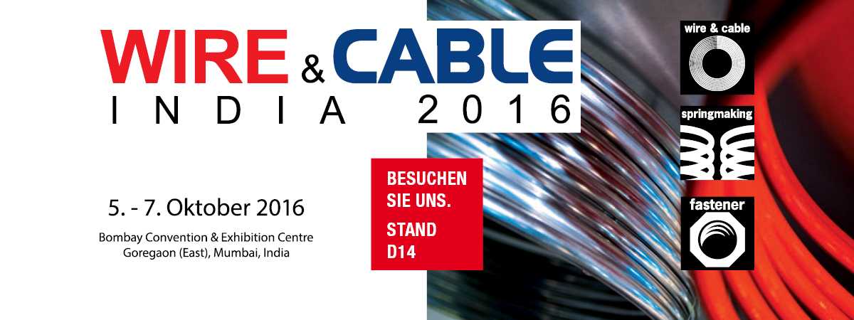 Wire & Cable India 2016