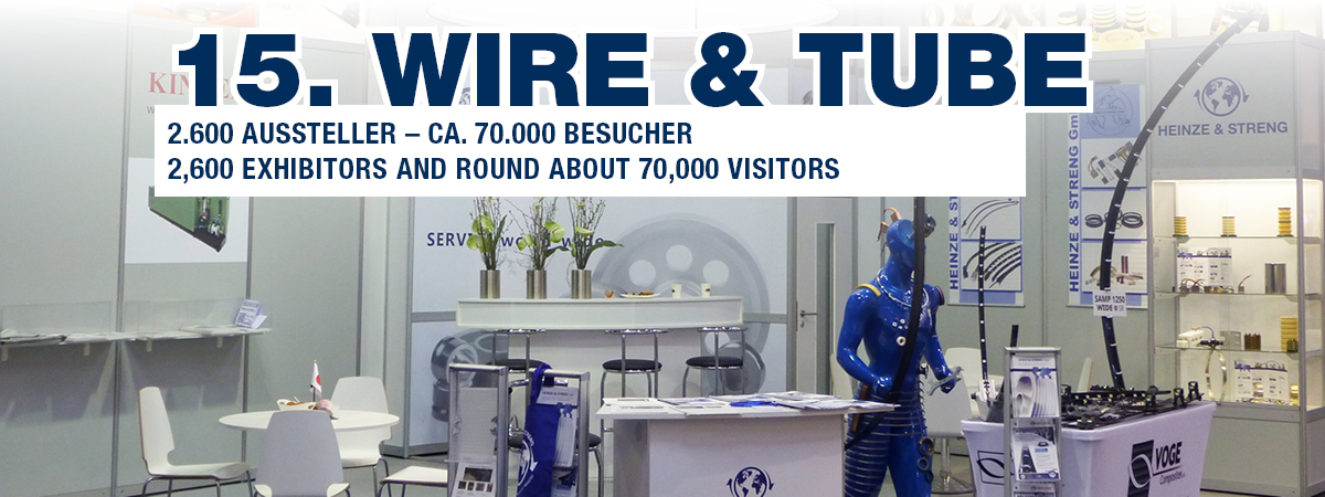 Wire & Tube 2016
